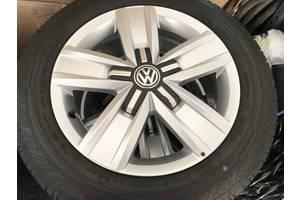 Б/у диск з шиною для Volkswagen Amarok 215 *65 *17C