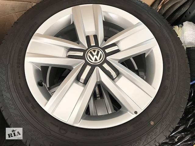 продам Б/у диск з шиною для Volkswagen Amarok 215 *65 *17C бу в Івано-Франківську