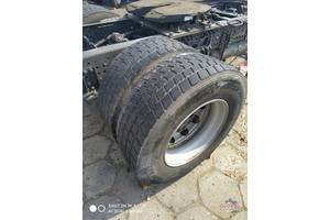 Б / у Диск с шиной Mercedes Actros 315/70 2014г