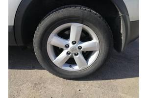 Б/у комплект диски для Nissan Qashqai