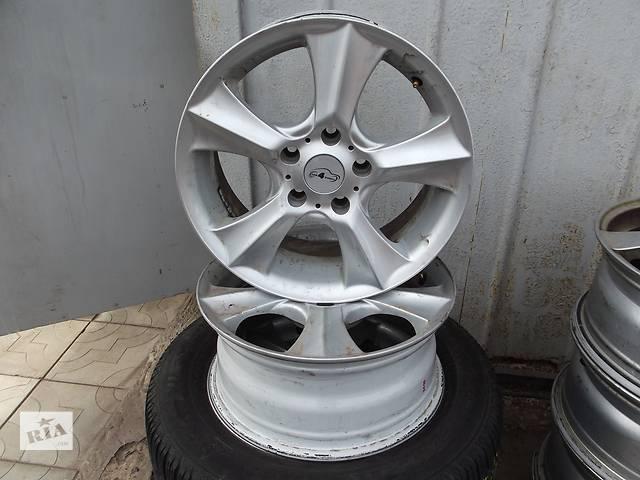 продам Б/у Диски (комплект)  для  Nissan, TOYOTA, Hyundai,Honda R16 бу в Ковеле