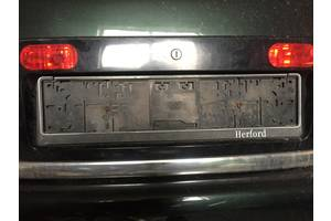 б/у Фонари подсветки номера Audi A6
