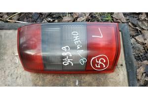 Б/у фонарь стоп для Opel Omega B 1994-2003 универсал левый (55)