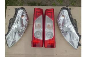 б/в ліхтарі задні Fiat Scudo