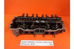 б/у Головки блока Nissan Terrano