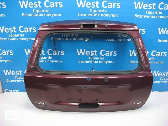 продам Б/У 1998 - 2005 Grand Cherokee Кришка багажника. Вперед за покупками! бу в Луцьку