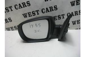 Б/У Дзеркало бокове ліве на 3 контакти новий IX35 876102S500. Вперед за покупками!