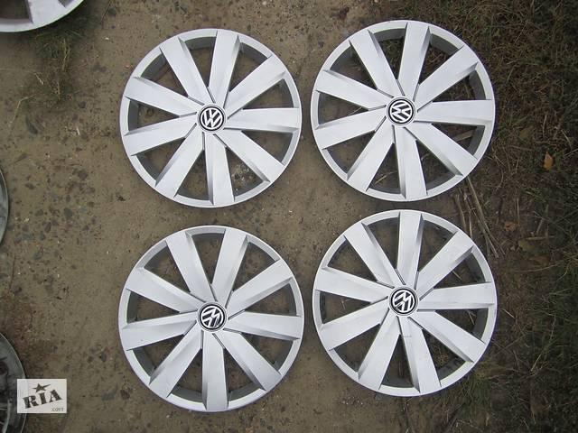 Б/у колпак ковпак на диск R16 для Volkswagen Passat, оригинал - 3G0601147.- объявление о продаже  в Ровно