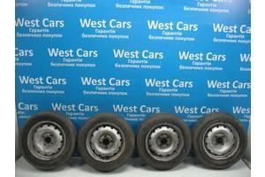 Б/У Комплект дисков R14 с шинами 175/65 Berlingo 2002 - 2008 . Вперед за покупками!