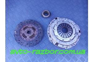 Б/у Комплект сцепления диск, корзина, выжимной на 2.5TD Hyundai H200, H1 Starex 97-07