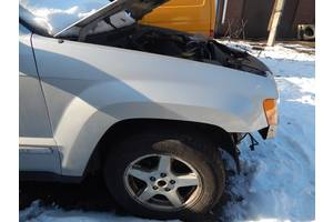 б/у Крылья передние Jeep Grand Cherokee Limited