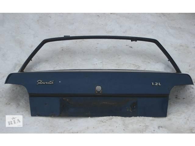 продам Б/у Крышка багажника (ляда) ЗАЗ 1103 Славута бу в Виннице