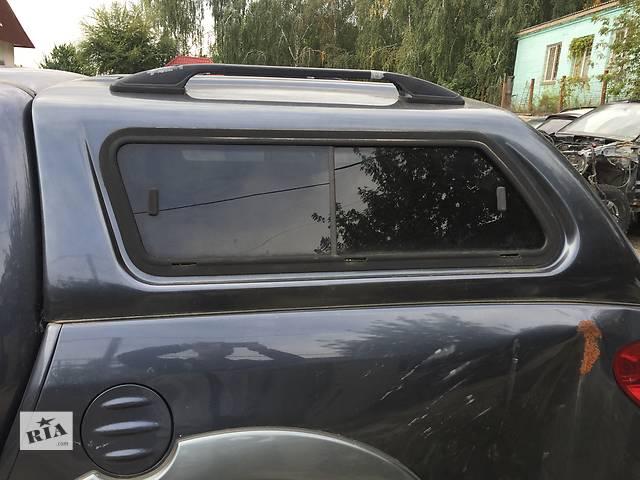 купить бу Б/у кунг на пикап для Mitsubishi L 200 в Киеве