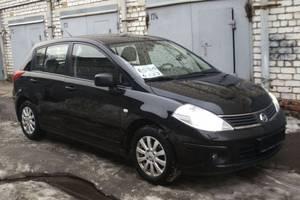 б/у Кузова автомобиля Nissan TIIDA Hatchback 5D