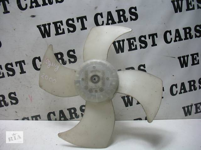Б/У Крыльчатка вентилятора основного радиатора 4 лопасти Legacy 1998 - 2003 . Вперед за покупками!- объявление о продаже   в Украине