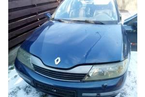 б/у Лонжероны Renault Laguna II