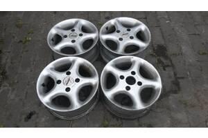 Б/у Литые диски Autec 5,5J13 ET35.  Ford / Mazda 4x108. KBA 42915.