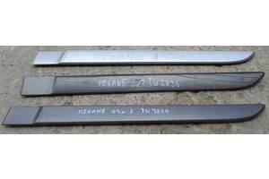 б/у Молдинги двери Renault Megane II