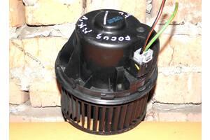 Б/у моторчик печки для Ford Kuga 2008-**** 3M5H-18456-EC 3M5H18456EC 1736007103 без кондиционера