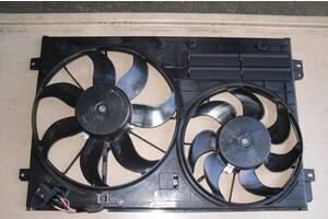 Б/у моторчик вентилятора кондиционера для Volkswagen Passat B7