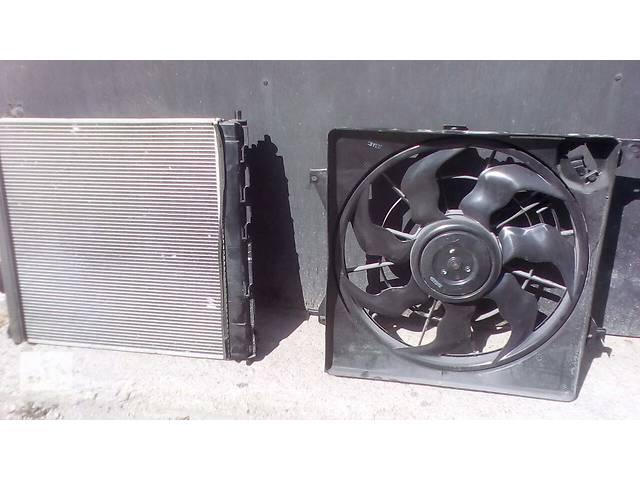 бу Б/у радиатор для кроссовера  Hyundai  в Одессе