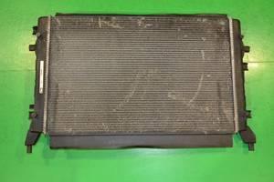 Б/у радиатор для Volkswagen Jetta III 1. 4TSI 1K0121251BN