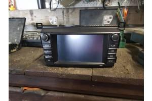 б/у Радио и аудиооборудование/динамики Toyota Rav 4