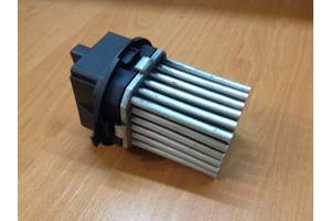 б/у Регуляторы оборотов вентилятора печки Peugeot 307