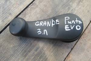 Б/у ручка стеклоподъемника для Fiat Grande Punto , 2005-2018 , 735526831