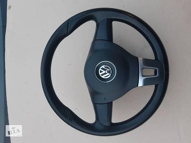купить бу Б/у руль для Volkswagen Passat B6 в Києві