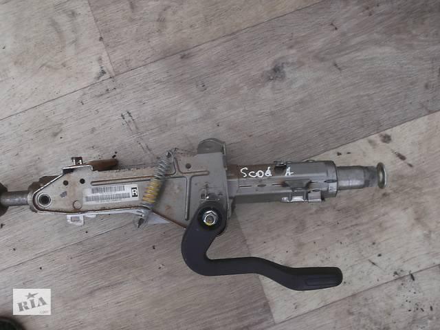 Б/у рулевий вал для Skoda Octavia 1Z2419502Q- объявление о продаже  в Луцке