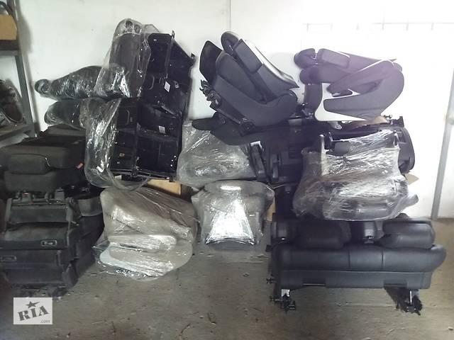 сиденья крисла сідушки  Mercedes Viano 2012- объявление о продаже  в Ковелі