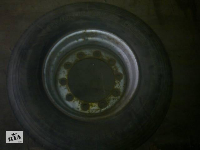 Б/у шини для причепа DOUBLE COIN 385/55 R19,5- объявление о продаже  в Хмельницькому