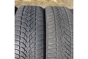 Б/у Шины зимние 205/50/17 Dunlop 4D 2х6,5мм зимние