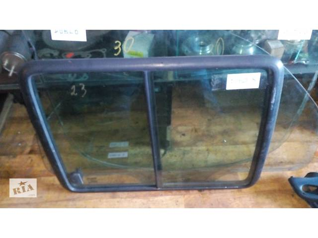 продам Б/у стекло двери боков сдвижная левое для Fiat Doblo бу в Львове