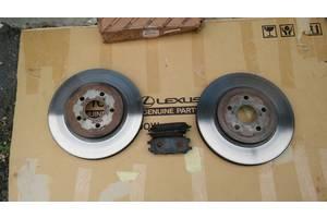 б/у Тормозные диски Lexus RX