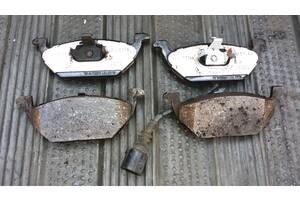 Б/у тормозные колодки комплект/накладки для Volkswagen Caddy 2005-2010