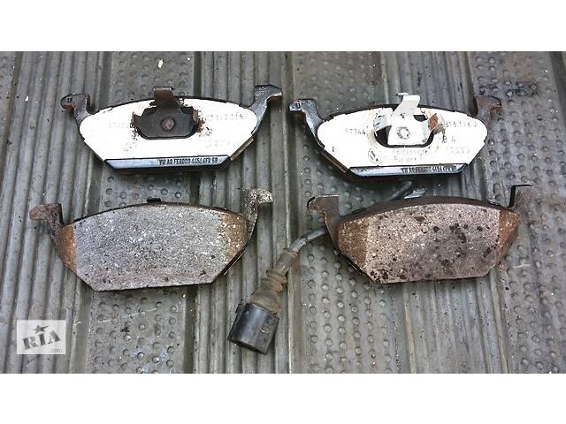 Б/у тормозные колодки комплект/накладки для Volkswagen Caddy 2005-2010- объявление о продаже  в Ровно