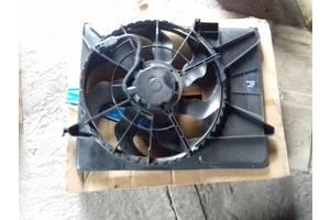 Новые Вентиляторы осн радиатора Hyundai Grandeur