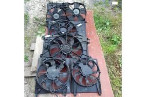 б/у Вентиляторы осн радиатора Suzuki Grand Vitara