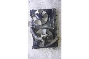 Б/у вентилятор основного радиатора для Mitsubishi Lancer 2003-2008