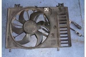 б/у Вентиляторы осн радиатора Citroen C5