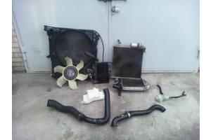 б/у Вискомуфты/крыльчатки вентилятора Mitsubishi L 200