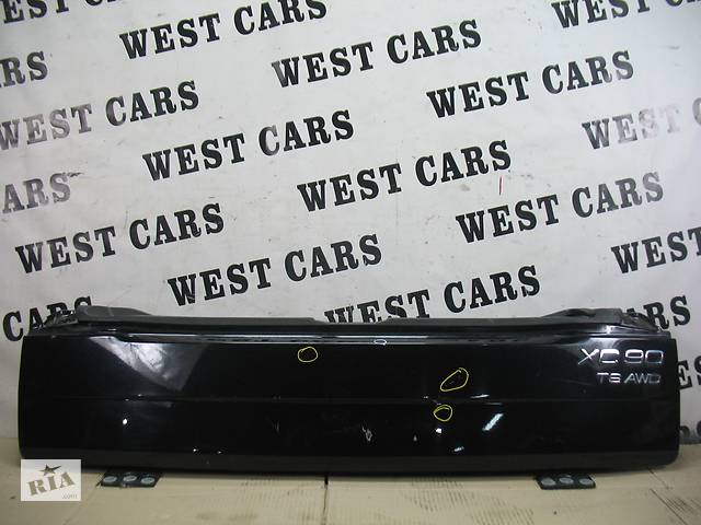 продам Б/У 2002 - 2014 XC90 Кришка багажника нижня частина. Вперед за покупками! бу в Луцьку