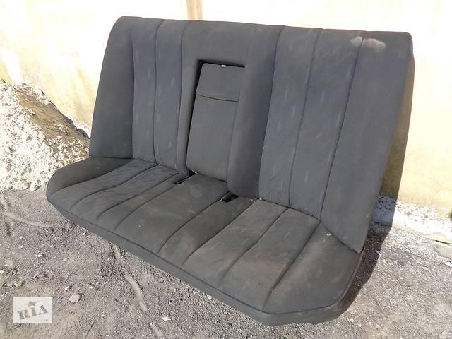Б/у Задний диван для Mercedes 210- объявление о продаже  в Дубні (Рівненській обл.)