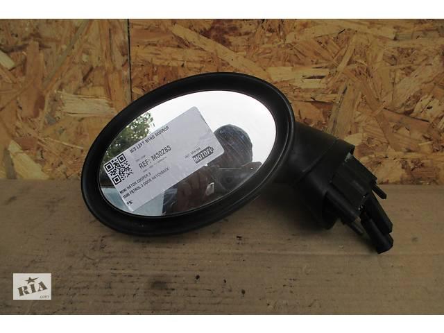 бу Б/у зеркало боковое левое для MINI Hatch Cooper 2001-2006 в Ковелі