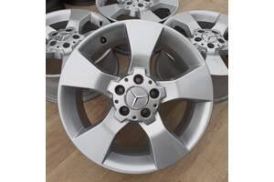 Б/в Диски Mercedes orig. R17 5x112 GLK CLA ML GLA W212 W204 W245 Vito X156