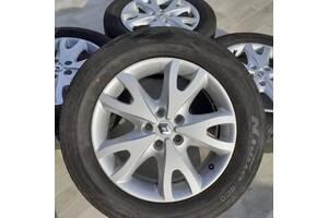 Б/в Диски Renault R17 5x114 Duster Koleos Scenic Nissan Infiniti Toyota