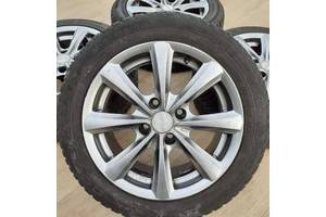 Б/в Диски + шини Peugeot R15 4x108 ET15 2008 207 Citroen C3 C4 C5 Berlingo