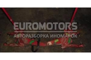 Балка передней подвески в сборе торсионы, рычаги D-27.5 Iveco Daily (E3) 1999-2006 93822344